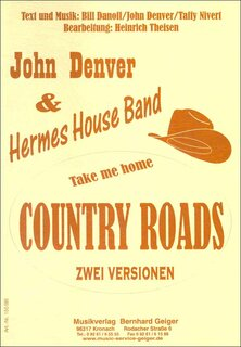 Country Roads - Hermes House Band + John Denver