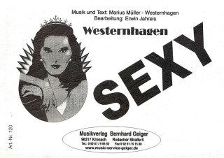 Sexy Marius Müller Westernhagen Noten Unterhaltungsmusik Arr