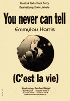 You never can tell - Emmylou Harris