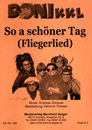 So a sch�ner Tag (Fliegerlied) - Donikkl