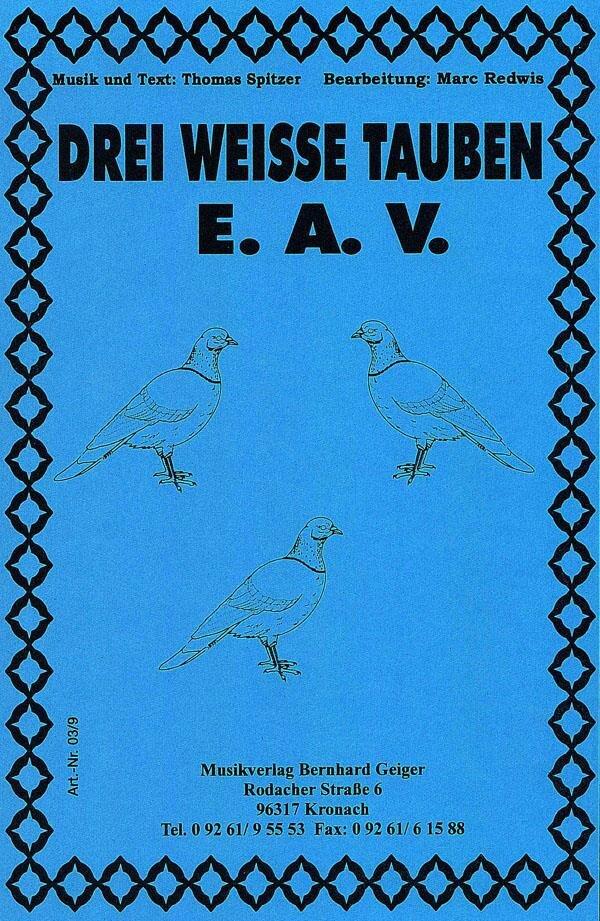Drei Weisse Tauben