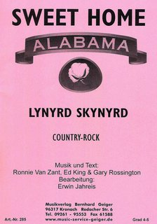 Sweet home Alabama - Lynyrd Synyrd