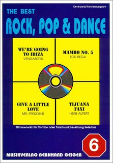Best of Rock, Pop & Dance 6