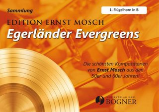 Egerländer Evergreens - 2. Tenorhorn in Bb
