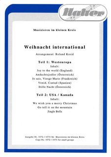 Weihnacht International - USA/Kanada / Weihnacht International
