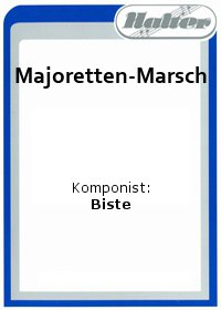 Majoretten-Marsch / Romantic-Blues