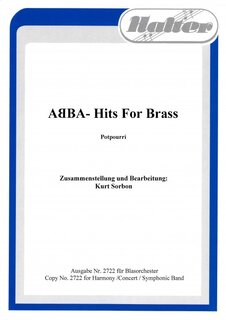 Abba - Hits for Brass