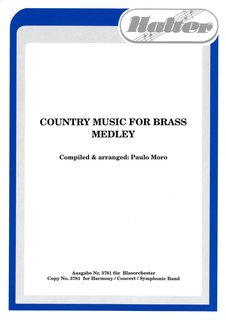 Country Music for Brass