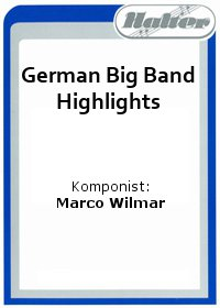 German Big Band Highlights