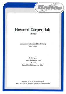 Howard Carpendale (Medley)