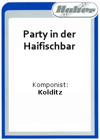 Party in der Haifischbar