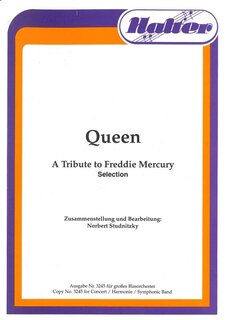 Queen - A Tribute to Freddy Mercury