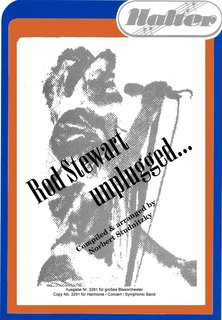 Rod Stewart unplugged...