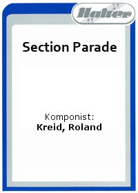 Section Parade