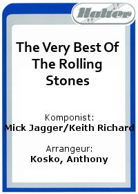 The Very Best Of The Rolling Stones