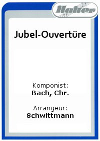 Jubel-Ouvertüre