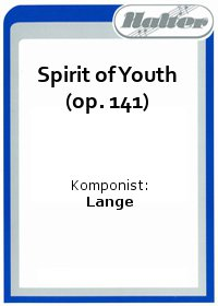 Spirit of Youth (op. 141)