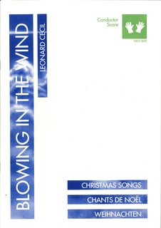 Blowing in the Wind - Sammlung Weihnachten