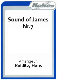Sound of James Nr. 7 / Ja ja die Katja die hat ...
