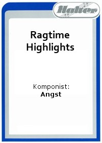 Ragtime Highlights