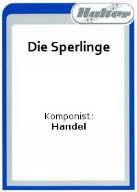 Die Sperlinge
