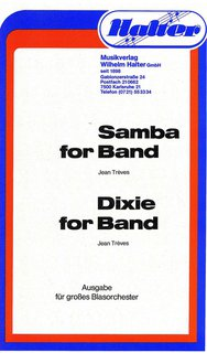 Dixie for Band / Samba for Band