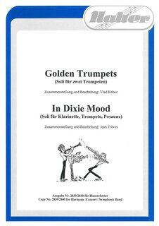 In Dixie Mood / Golden Trumpets