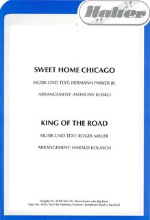 King of the Road / Sweet home Chicago
