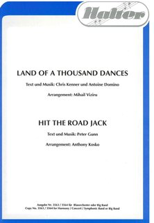 Land of a thousand Dances / Hit the Road Jack