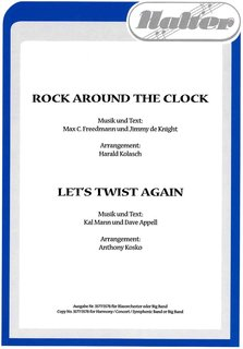 Lets twist again / Rock around the clock