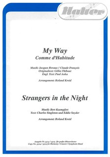 My Way / Strangers in the Night