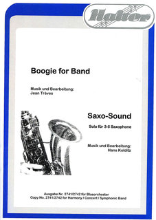 Saxo-Sound / Boogie for Band