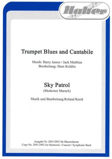 Trumpet Blues and Cantabile / Sky Patrol Gesamteinspielung: CD 057 - Roll over Beethoven