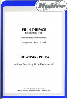 Pie in the Face / Budweiser-Polka