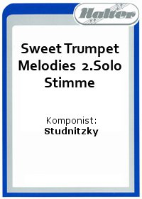 Sweet Trumpet Melodies 2.Solo Stimme