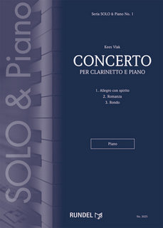 Concerto per Clarinetto e Piano