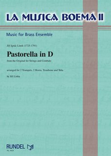 Pastorella in D major