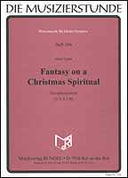Fantasy on a Christmas Spiritual