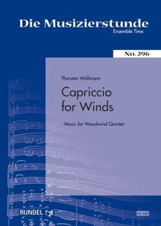 Capriccio for Winds
