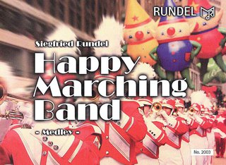 Happy Marching Band