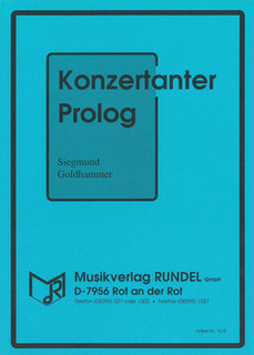 Konzertanter Prolog
