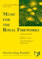 Music for the Royal Fireworks-Teil II