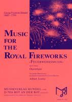 Music for the Royal Fireworks-Teil I