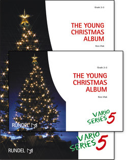The Young Christmas Album - Percussion 1 (Snare Drum, Bass Drum, Cymbals)