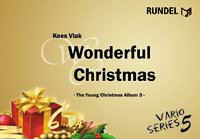 The Young Christmas Album 3 - Percussion 1 (Pauken, Triangel, Tambourin, Sleighbells, Chimes, Congas, Bongos, Washboard)