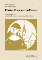 Maria-Crescentia-Messe - 1.Stimme in Eb