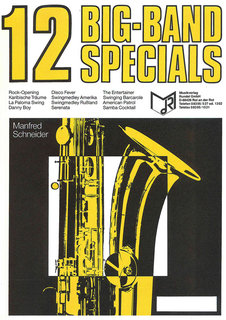 12 Big Band Specials - 2.Altsaxophon Eb