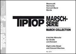 Tip Top Marsch-Serie - 1.Klarinette Bb
