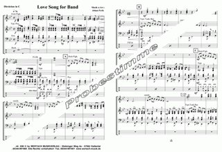 Love Song for Band