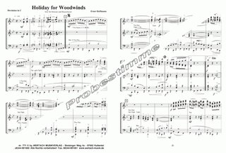 Holiday for Woodwinds